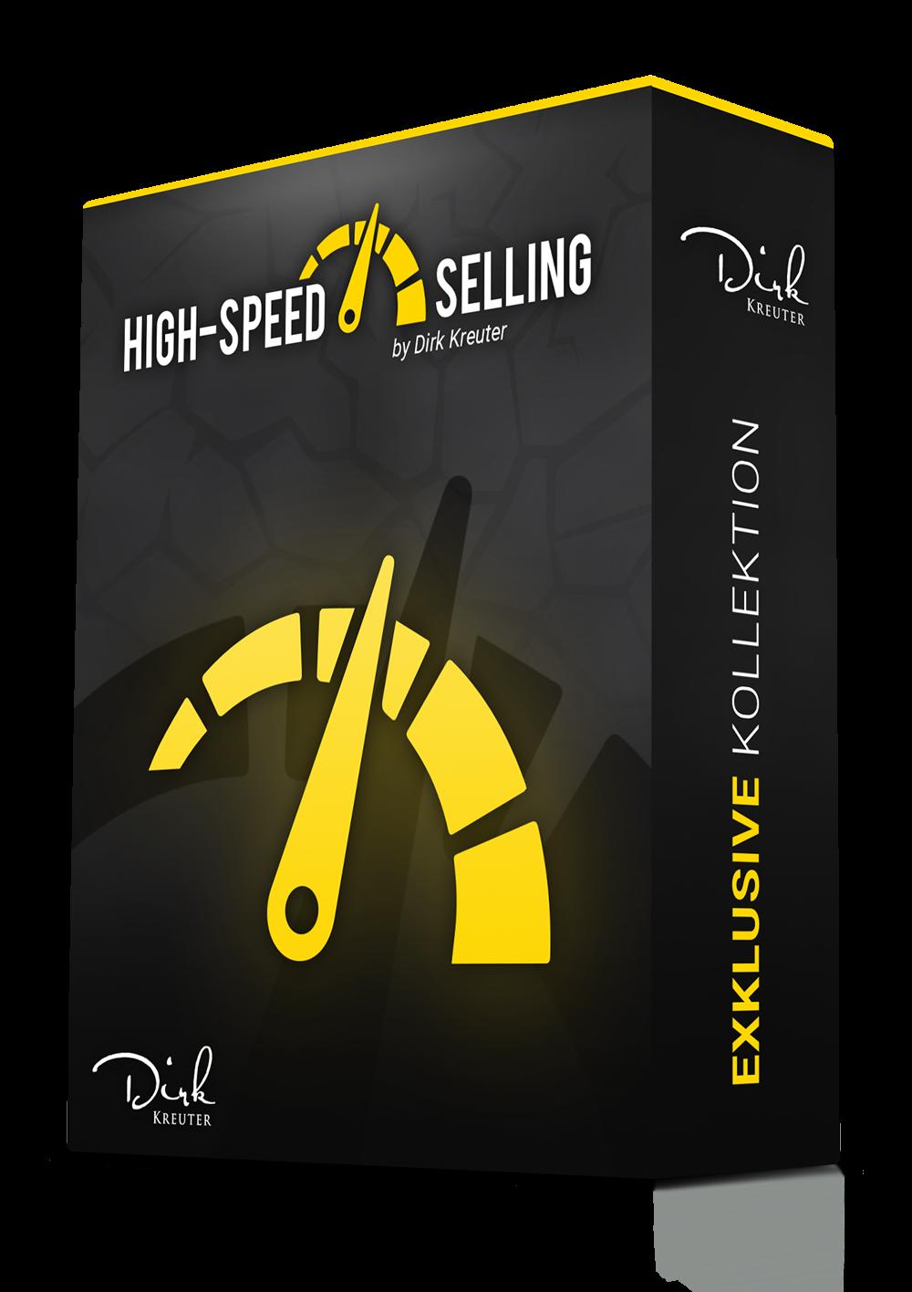 Dirk Kreuter High-Speed Selling Training